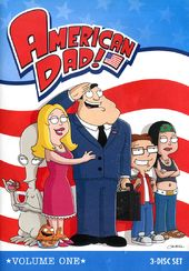American Dad! - Volume 1 (3-DVD)