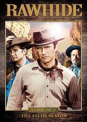 Rawhide - Season 5 - Volume 1 (4-DVD)