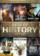 History Channel: Best of History Gift Set (17-DVD)