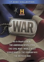 History Channel - War (17-DVD)