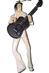 Elvis Presley - Christmas Ornament Tiger Suit