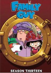 Family Guy - Season 13 (3-DVD)