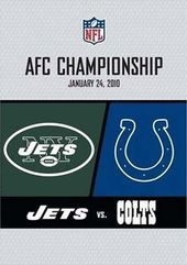 Football - NFL 2009 AFC Championship Game: New
