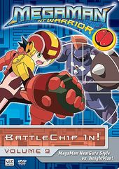 Megaman NT Warrior, Volume 9: Battlechip In