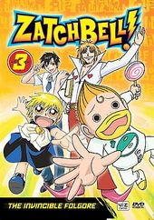 Zatch Bell, Volume 3: The Invincible Folgore