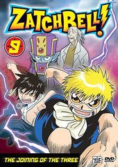 Zatch Bell, Volume 9: The Joining of the Three