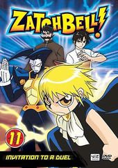 Zatch Bell, Volume 11: Invitation to a Duel
