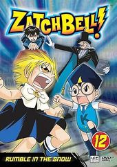 Zatch Bell, Volume 12: Rumble in the Snow