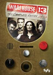 Warehouse 13 - Complete Series (16-DVD)