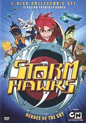 Storm Hawks - Collector's Set: Heroes of the Sky