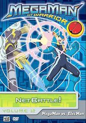 Megaman NT Warrior, Volume 12: Net Battle