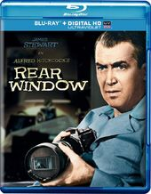 Rear Window (Blu-ray, Includes Digital Copy,