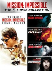 Mission: Impossible - 5-Movie Collection (5-DVD)