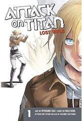 Attack on Titan Lost Girls 1