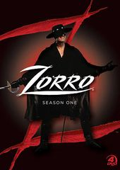 Zorro - Season 1 (4-DVD)