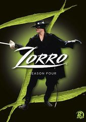 Zorro - Season 4 (2-DVD)