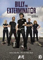 Billy the Exterminator - Season 1 (2-DVD)