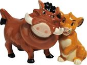 Disney - Lion King - Pumbaa & Simba - Salt &