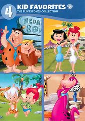 4 Kid Favorites: The Flintstones Collection