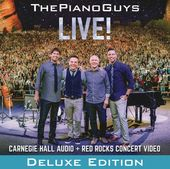 The Piano Guys, Live