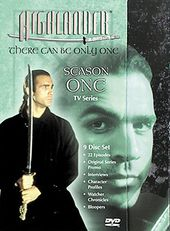 Highlander: Series - Season 1 (8-DVD)