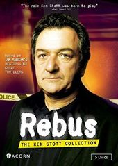 Rebus: The Ken Stott Collection (5-DVD)