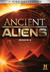 Ancient Aliens - Season 9 (4-DVD)