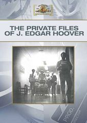 The Private Files of J. Edgar Hoover (Widescreen)