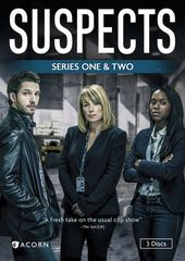 Suspects - Series 1 & 2 (3-DVD)