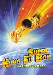 Super Kung Fu Box (10 Films) (5-DVD)