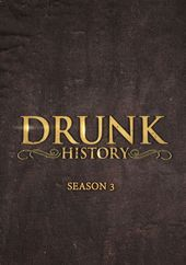 Drunk History - Season 3 (2-DVD)