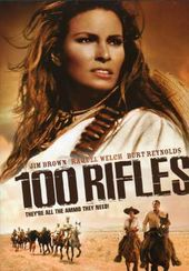 100 Rifles (Widescreen)