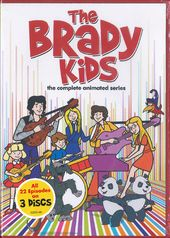 The Brady Kids - Complete Animated Series (3-DVD)