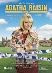 Agatha Raisin - Series 1 (3-DVD)