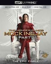 The Hunger Games: Mockingjay, Part 2 (4K Ultra HD