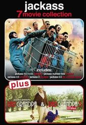 Jackass 7 Movie Collection (7-DVD)
