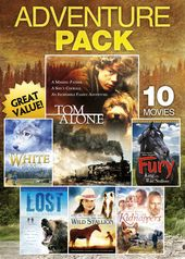 Adventure Pack - 10 Movies (2-DVD)
