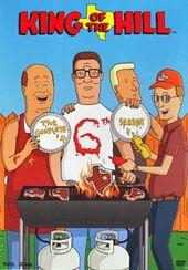 King of the Hill - Season 6 (3-DVD)