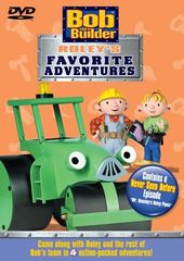 Bob the Builder - Roley's Favorite Adventures