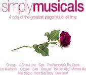 Simply Musicals [Box Set] (4-CD)