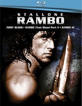 Rambo Trilogy (Blu-ray, 3-Disc Set)