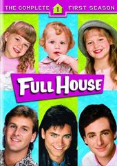 Full House - Complete 1st Season (4-DVD)