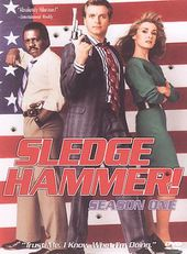 Sledge Hammer - Season 1 (4-DVD)