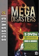 History Channel Classics: Mega Disasters (5-DVD)