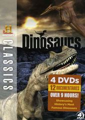 History Channel - Dinosaurs (4-DVD)