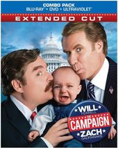 The Campaign (Blu-ray + DVD)