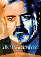 Perry Mason Movie Collection, Volume 5 (3-DVD)