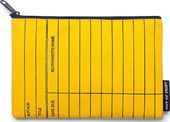 Library Card - Zipper Pouch (Yellow)