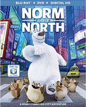 Norm of the North (Blu-ray + DVD)