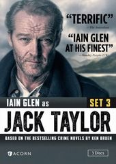 Jack Taylor - Set 3 (Cross / Headstone /